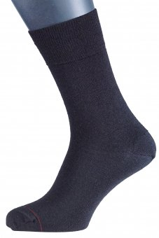 Thermocool business winter socks with Merino wool black