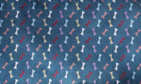 plastron turquoise - motives, design 200001