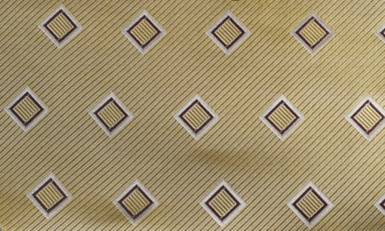 cummerbund yellow - squares, design 200157