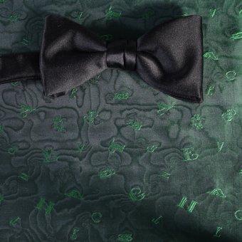 bow tie green - motives, design 200231