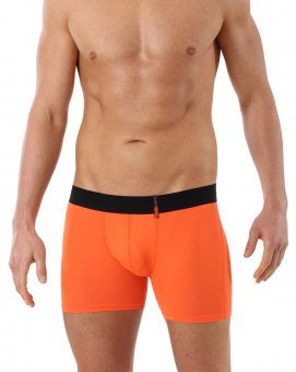 Boxers Briefs Microfiber Orange