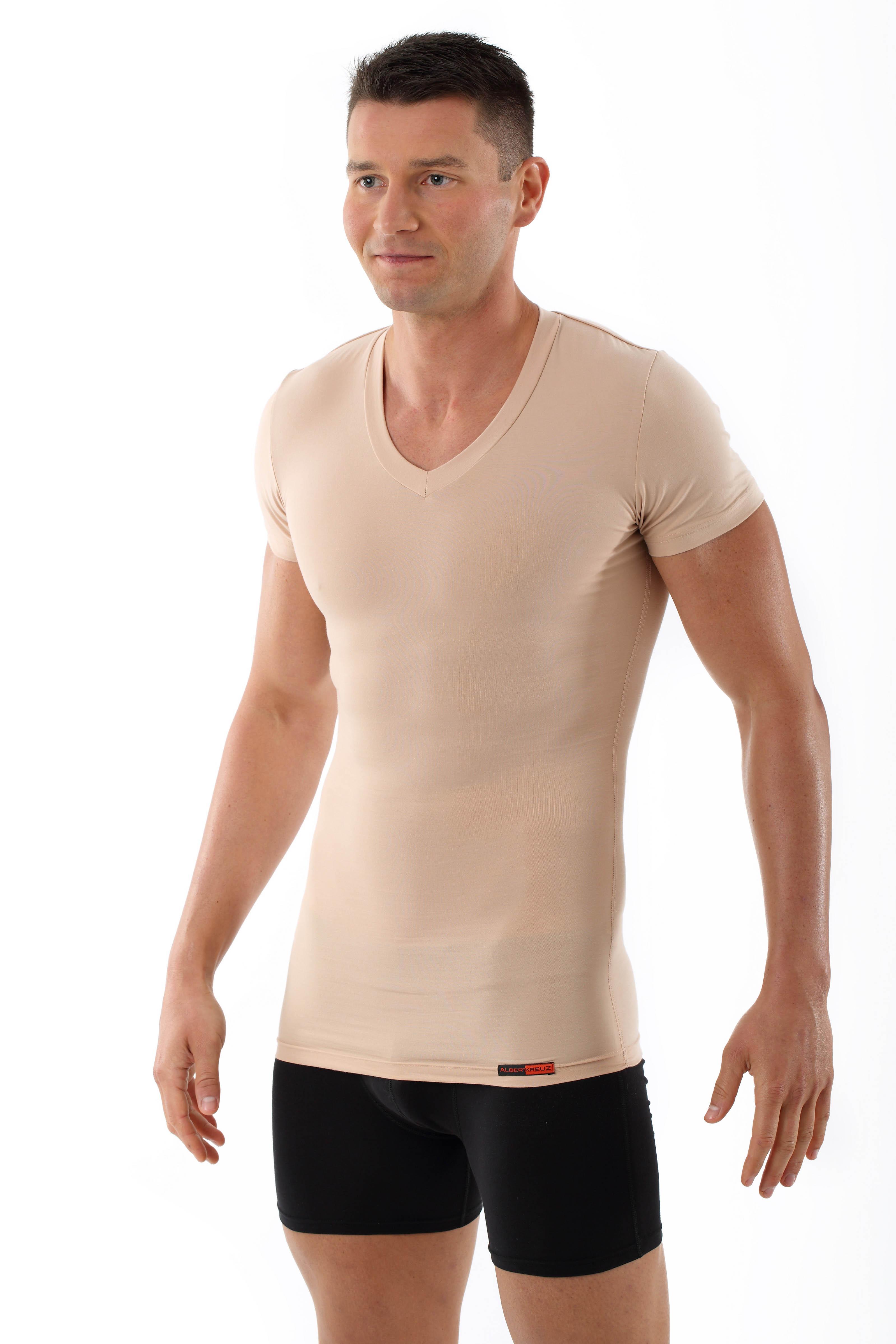 Invisible compression shirt