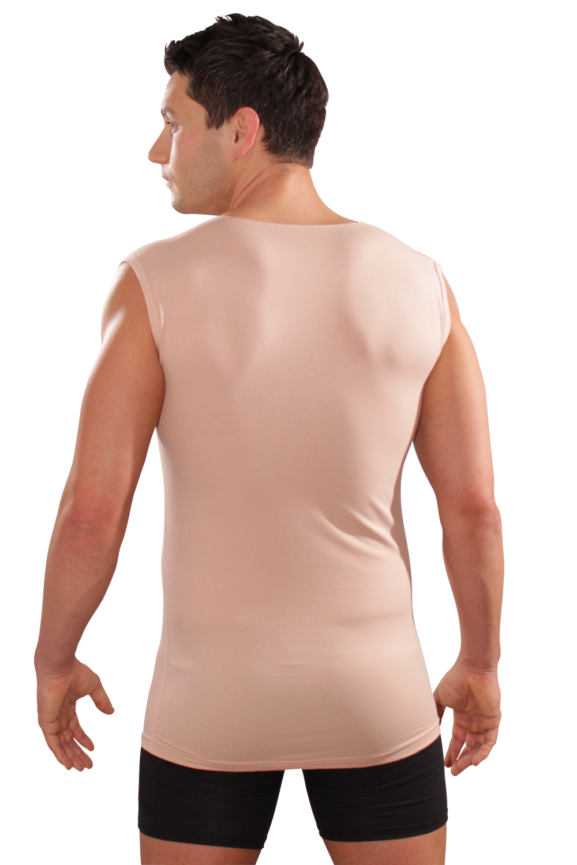 Flesh Colored Undershirt
