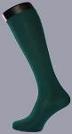 Herren Kniestrumpf Grün